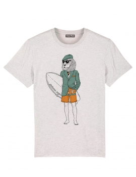 Tee-shirt GENTLEMAN SURFEUR