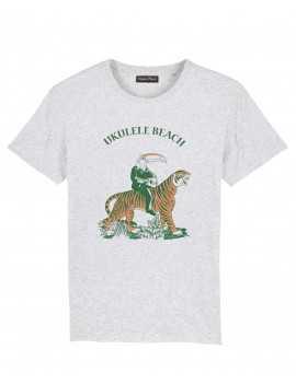 Tee-shirt Homme UKULELE BEACH