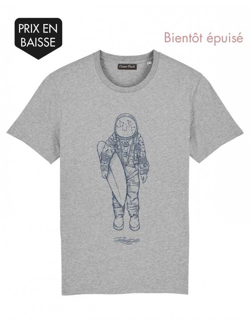Tee-shirt Homme COSMONAUTE