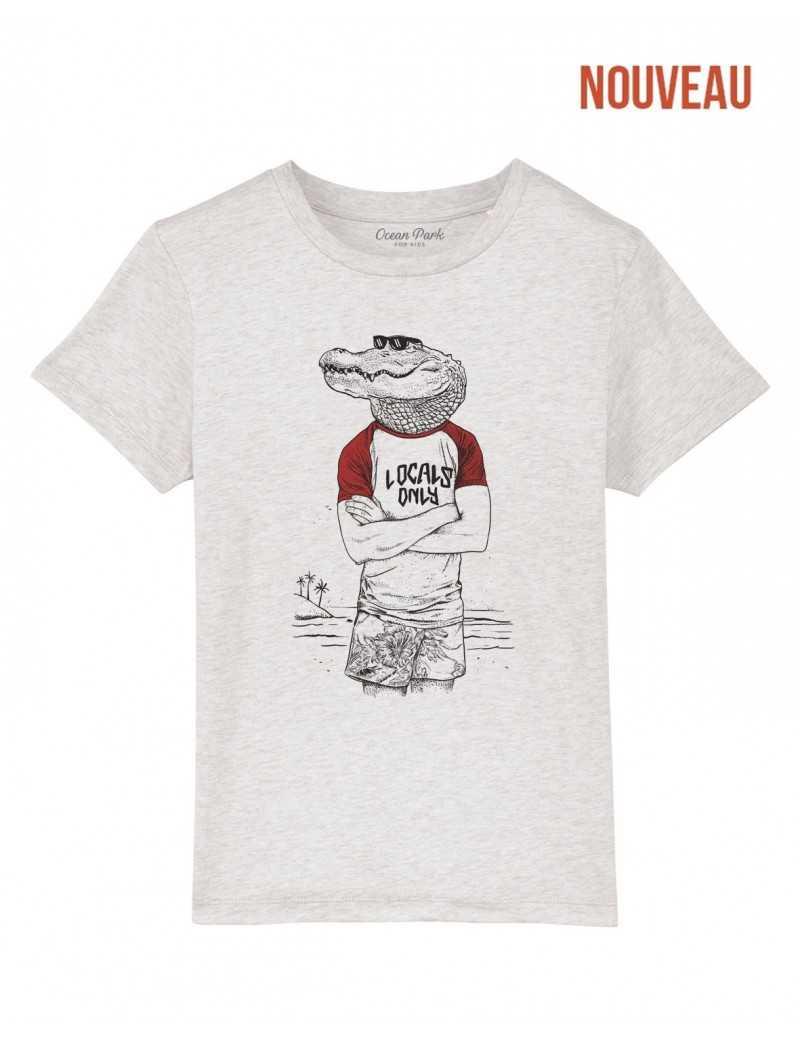 Tee-shirt CROCO kid