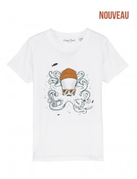 Tee-shirt POULPE kid
