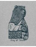 Tee-shirt  KING OF SKATE - KID