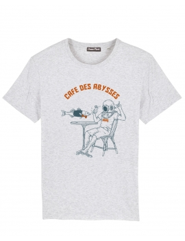 Tee-shirt Homme CAFE DES ABYSSES