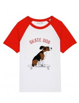 Tee-shirt SKATE DOG - KID