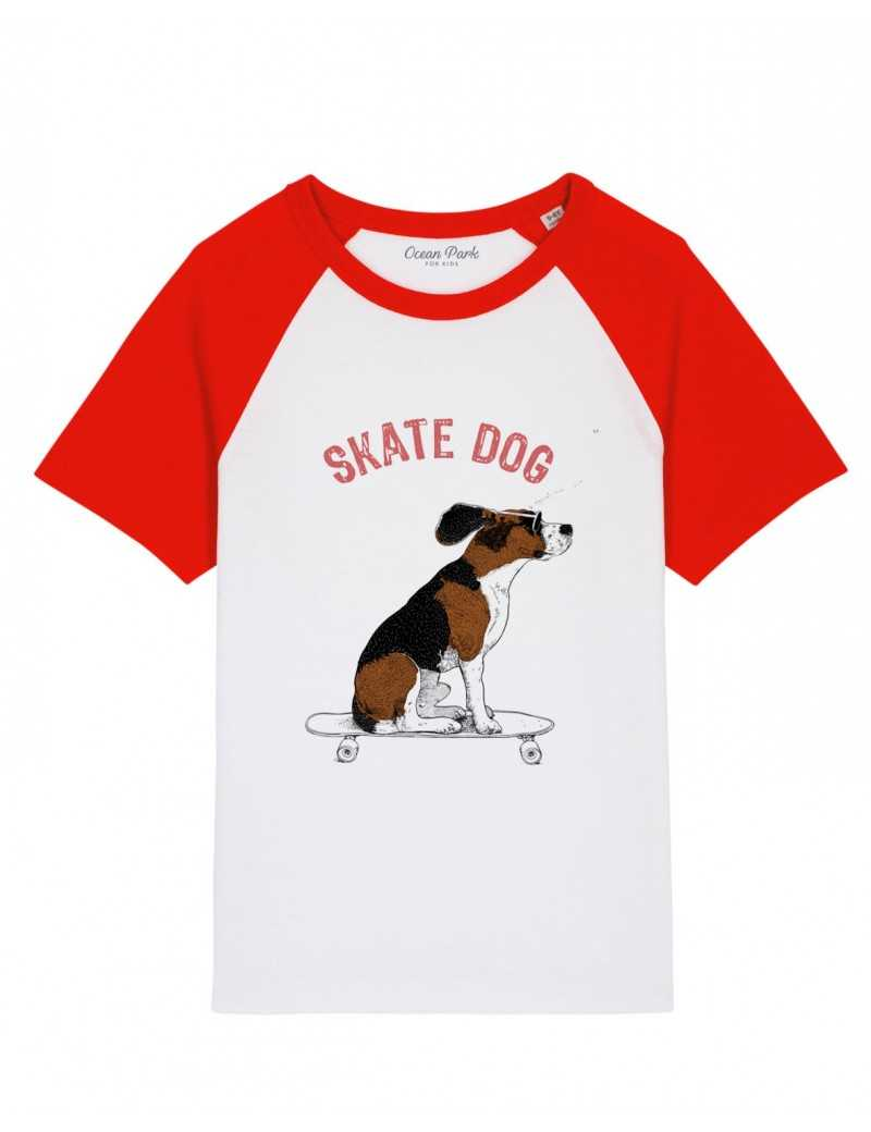 Tee-shirt SKATE DOG - KID