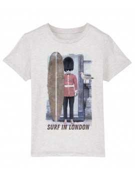 Tee-shirt SURF IN LONDON - KID