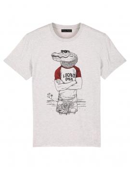 T-shirt CROCO
