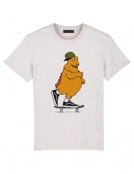 T-shirt lle aux skaters