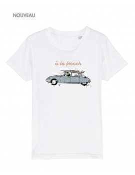 Tee-shirt A LA FRENCH - KID
