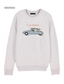 Sweat-shirt A LA FRENCH