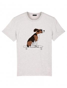 T-shirt Skate Dog
