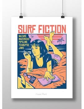 Affiche Surf Fiction