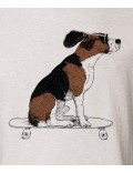 Tee-shirt Homme SKATE DOG