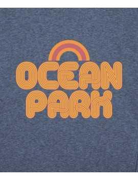 Tee-shirt Femme OCEAN PARK'70