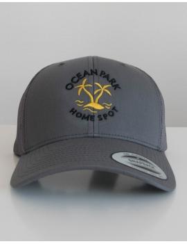 Casquette Trucker Snapback grey