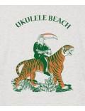 Sweat-shirt Homme UKULELE BEACH
