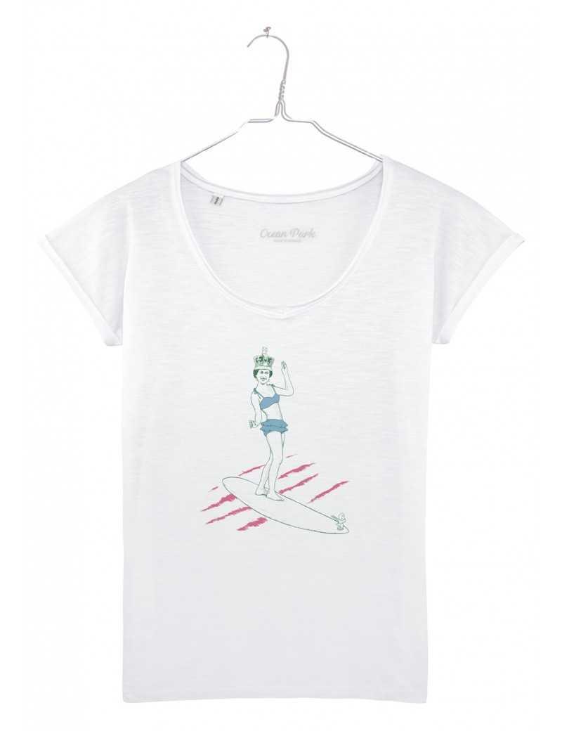 Tee-shirt femme Queen