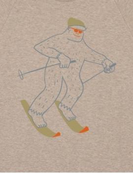 Sweat-shirt mixte BIG FOOT