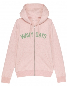 Sweat-shirt Femme WAVY DAYS