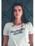Tee-shirt Femme Huntington Beach