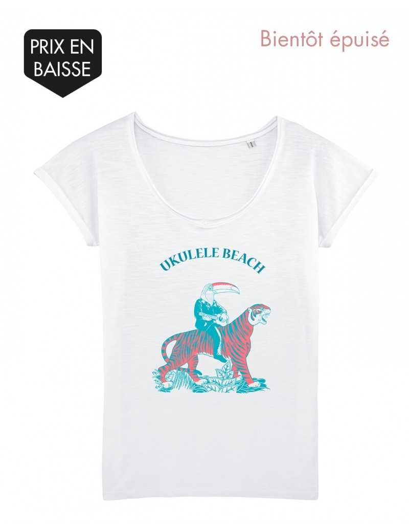 Tee-shirt femme Toucan